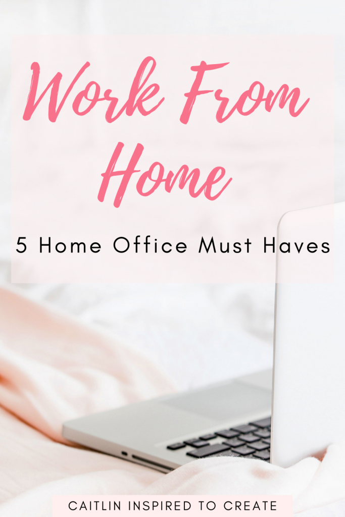 Work From Home Accessories